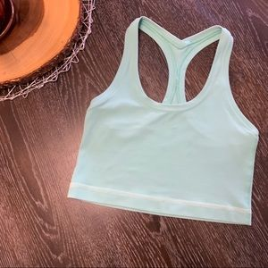 lululemon crop top tank top